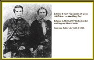Edward & Ann Hopkinson
